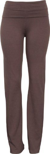 Stretch Cotton Yoga Pants Rhinestone Cross Design PacificPlex. $34.99