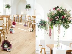 From Wedding Inspiration to Reality: Castles in the Sky