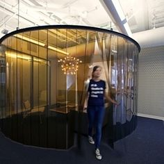 22 Gorgeous Startup Offices You Wish You Worked In USE this for my office instead of walls