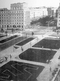 Perełki architektury polskiego socrealizmu Ppr, Old Photos, City Photo, Cities, Period, Street, Poster, Pictures, Old Pictures