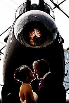 Amazing wedding photo by Erika and Lanny Mann of Two Mann Studios   junebugweddings.com