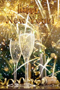 Happy New Year Fireworks And Champagne new year happy new year new year images new year quotes happy new year gifs Happy New Year Quotes, Happy New Year Images, Happy New Year Wishes, Happy New Year Greetings, Happy New Year 2018, Merry Christmas And Happy New Year, Quotes About New Year, Happy 2017, Happy New Year Funny