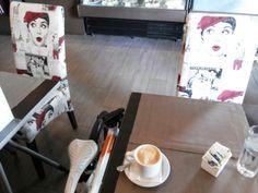 Cafecito y bici para planificar el 2015