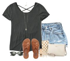 """""""❤️{you can keep me warm on a cold night}❤️"""" by madelyn-abigail ❤ liked on Polyvore featuring Abercrombie & Fitch, Billabong, Kate Spade, MAC Cosmetics and Ray-Ban"""