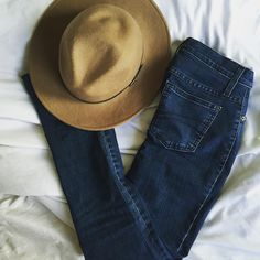 Anything goes with a Classic Blue Denim!