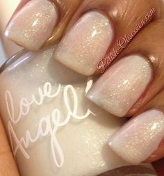 Love Angeline - Clean Slate #indiepolish