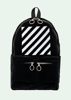 OFF WHITE - Backpack - OffWhite