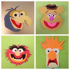 Muppet door decs