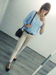 Work style, Work Fashion, Khaki Pants, Tops, Women, Style, Khakis, Women's, Shell Tops, Khaki Shorts