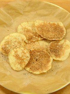 super lecker: DIY-Kartoffelchips aus der Mikrowelle