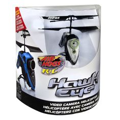 Spin Master - Air Hogs Hawk Eye