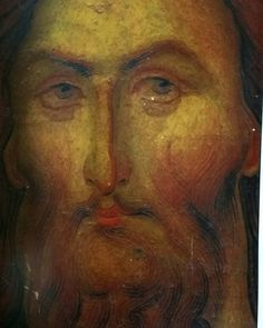 Предтеча. Мой любимый образ современной иконописи. Авто Byzantine Icons, Byzantine Art, Saint Jean Baptiste, Face Icon, Best Icons, Orthodox Icons, Christian Art, Religious Art, Fresco
