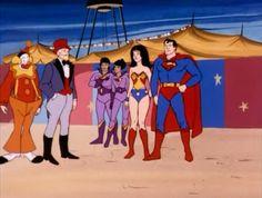 Hanna Barbera Show Parte 2: Os Super Amigos: 5ª Temporada Completa (Super Friends! A Dangerous Fate Season 5) - MP4 Dual Audio DVD-Rip Download.