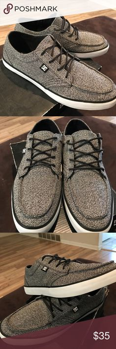 DC shoes! Only worn once! Very nice DC shoes, practically brand new! Only worn once. Skate/casual sneaker. DC Shoes Sneakers