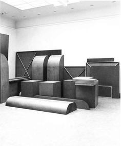 On Art and Space: Imi Knoebel: Raum 19