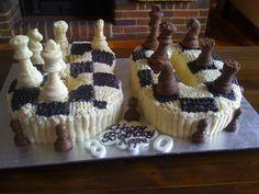 Geetha's Dad's 80th Birthday Cake