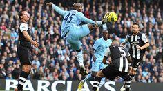 Man City 3 - 1 Newcastle