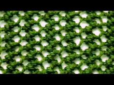 ▶ Como Tejer Punto Rombos Encadenados 2 Agujas (52) - YouTube Knitting Stiches, Knitting Videos, Crochet Videos, Lace Knitting, Knitting Patterns Free, Knit Patterns, Crochet Stitches, Stitch Patterns, Tunisian Crochet