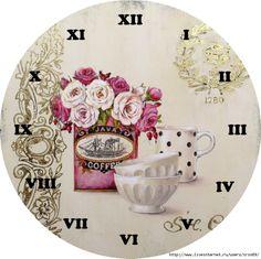 Art Print: Set for Coffee Art Print by Stefania Ferri by Stefania Ferri : Decoupage Vintage, Vintage Diy, Vintage Ephemera, Vintage Cards, Posters Vintage, Vintage Prints, Vintage Pictures, Vintage Images, Collages D'images