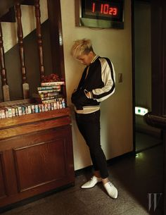 G-Dragon in W Magazine