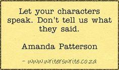 Quotable - Amanda Patterson