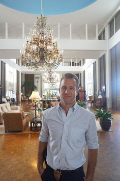 ♥♥♥  #H50 - Scott Caan BTS at Kahala Hotel  July 2015