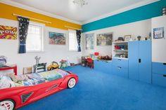 Fun #boys #bedroom! #cars #racer #fun