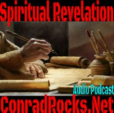 """Spiritual Revelation   In this podcast I talk about receiving spiritual revelation. I share some of my own experiences and use a lot of scripture.  Listen to """"Spiritual Revelation"""" on Spreaker.  Drawing closer to God becomes addicting; No man can come to Jesus except the father draws him John 6:44; Draw near to God and he will draw near to us James 4:8; Sanctification is a biproduct of pursuing Jesus; Paul forgot those things that are behind Philippians 3:13-14; Hand to the plow and looking…"""
