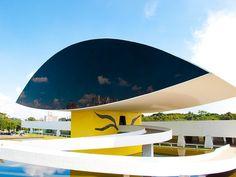 Museu do Olho - Curitiba - Brasil