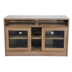 Unique Furniture Pure Home 47 in. TV Cabinet - Walnut - 1472029-WAL