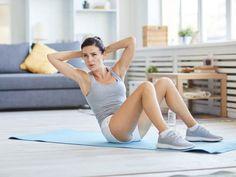 Zacvičte s převislým břichem Best Home Workout Equipment, Workout Routine For Men, Best At Home Workout, Home Exercise Routines, Hiit Session, Workout Session, Fun Workouts, At Home Workouts, Pilates