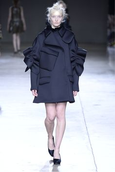 Simone Rocha AW14 If one garment could give a 100 idea