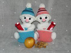 Die 20 Besten Bilder Von Weihnachten Amigurumi Gehäkelt Christmas