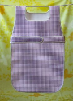 Beautiful hand made aprons, language card folders, folding cloths, etc. for the Montessori room or Catechesis atrium