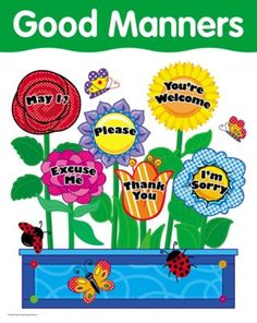 Good Manners Activities for preschool (along with links to other ideas, including I am Special) Manners Preschool, Manners Activities, Teaching Manners, Preschool Themes, Preschool Lessons, Preschool Classroom, Preschool Activities, Classroom Rules, Classroom Labels