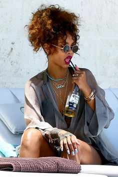Rihanna | via Tumblr