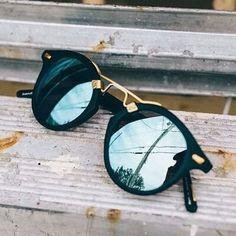 Imagen de sunglasses, glasses, and style