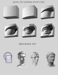 32 Ideas Eye Anatomy Zbrush For 2019 Zbrush Anatomy, Eye Anatomy, Anatomy Drawing, Realistic Eye Drawing, Human Figure Drawing, Volume Art, Hight Light, Human Anatomy For Artists, Drawing Heads