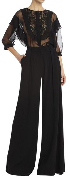Amazing Euro Designer Palazzo Wide Leg Pants. Free shipping and guaranteed authenticity on Amazing Euro Designer Palazzo Wide Leg PantsFabulous must have closet piece wide leg palazzo p...