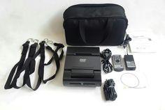 "Sony MV-65ST 6.5"" Portable Car/RV/Home DVD Player w/ Remote,Bag,Accessories   Consumer Electronics, TV, Video & Home Audio, DVD & Blu-ray Players   eBay!"