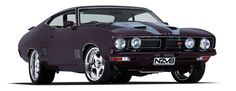 Tough-as 1974 Ford Falcon XB GT Coupe sporting a 351 Cleveland V8