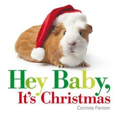 """Hey Baby, it's Christmas : Corinne Fenton : 9781922244451 Filled with adorable baby animal photos, and with simple words, this Christmas book is perfect for older children to """"read"""" to their younger siblings."""