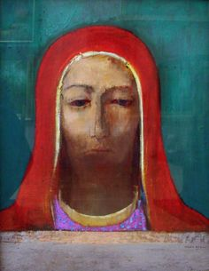 'Le Silence' - Odilon Redon  (1840-1916)