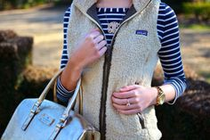 Poised and Preppy // posh details
