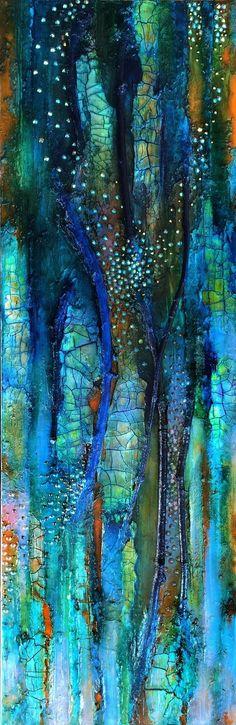 The Eternal Spring by Maria Grossbaum-Fondler  / on Artflute.com