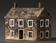 Folk Art Doll House 3