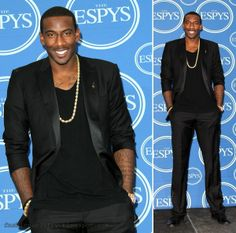 Amare Stoudemire NBA player Amar e Stoudemire poses in the press room at  The 2011 ESPY Awards at Nokia Theatre L. 262efc1d9f