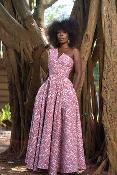 African Print Dresses, African Print Fashion, African Wear, African Attire, African Fashion Dresses, Fashion Prints, Ankara Fashion, Africa Fashion, African Prints