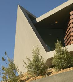 The Skyline Residence in Hollywood Hills, L.A. - Homaci.com