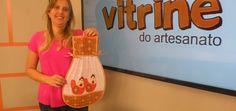 Bate Mão Galinha com Taty Freitas | Vitrine do Artesanato na TV